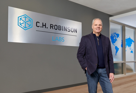 Tim Gagnon, Vice President of Analytics and Data Science at C.H. Robinson, has been tapped to lead C.H. Robinson Labs and its dedicated data science teams in Minneapolis; Chicago; Silicon Valley; and Warsaw, Poland. (Photo: Business Wire)