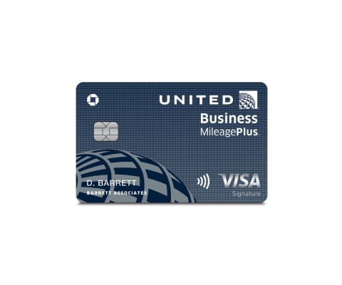Chase and United Launch All-New United Business Card (Photo: Business Wire)