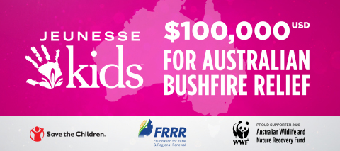 Jeunesse aids children, communities and natural habitats affected by the Australian bushfires through a donation made by its nonprofit foundation. (Photo: Business Wire)
