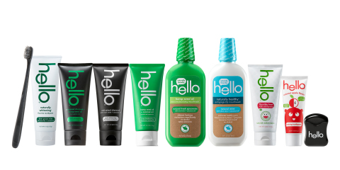 Colgate Announces Agreement to Acquire Hello Oral Care Brand (Photo: Business Wire)