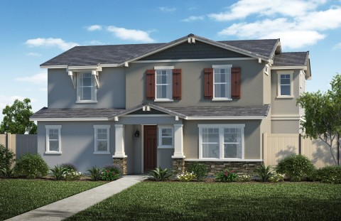 New KB homes now available in Santa Clarita. (Photo: Business Wire)