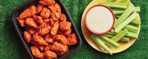 Win with Applebee's 1.6 Million Boneless Wings Giveaway (Photo: Business Wire)
