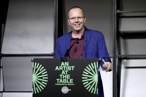 PARK CITY, UTAH - JANUARY 23: IMDb Founder & CEO Col Needham attends Sundance Institute's 'An Artist at the Table Presented by IMDbPro' at the 2020 Sundance Film Festival on January 23, 2020 in Park City, Utah. (Photo by Rich Polk/Getty Images for IMDbPro)