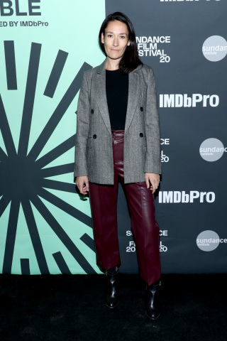 PARK CITY, UTAH - JANUARY 23: Sian Clifford attends Sundance Institute's 'An Artist at the Table Presented by IMDbPro' at the 2020 Sundance Film Festival on January 23, 2020 in Park City, Utah. (Photo by Rich Polk/Getty Images for IMDbPro)