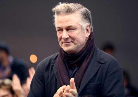 PARK CITY, UTAH - JANUARY 23: Alec Baldwin attends Sundance Institute's 'An Artist at the Table Presented by IMDbPro' at the 2020 Sundance Film Festival on January 23, 2020 in Park City, Utah. (Photo by Rich Polk/Getty Images for IMDbPro)