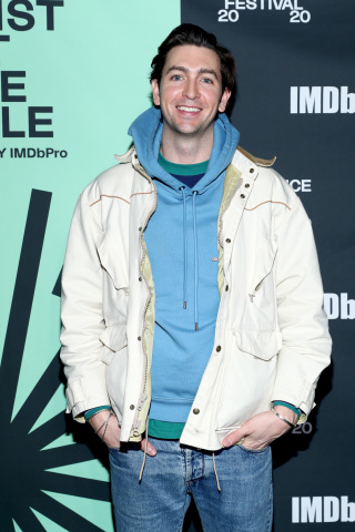 PARK CITY, UTAH - JANUARY 23: Nicholas Braun attends Sundance Institute's 'An Artist at the Table Presented by IMDbPro' at the 2020 Sundance Film Festival on January 23, 2020 in Park City, Utah. (Photo by Rich Polk/Getty Images for IMDbPro)