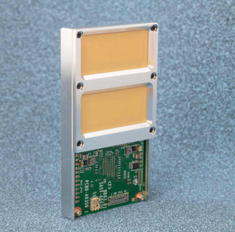 60 GHz Millimeter Wave Wireless Communications Module/Size(mm):60 (W) x 110 (H) x 13.4 (D) (Photo: Business Wire)