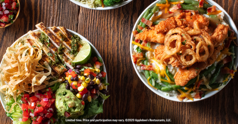 Applebee's New Flavorful Entrees are Simply Irresist-A-Bowl (Photo: Business Wire)
