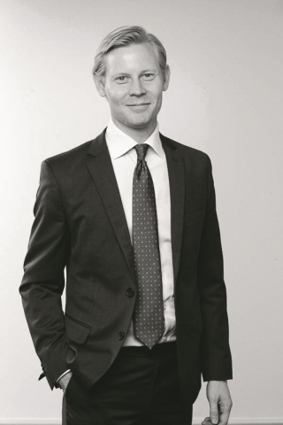 Björn Lidefelt, President and CEO of HID Global (Photo: Business Wire)