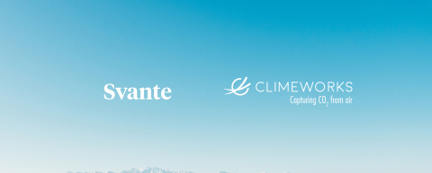 Global Carbon Capture Technology Leaders, Svante and Climeworks, Agree to Collaborate On Solutions for a Net-Zero-Emissions World