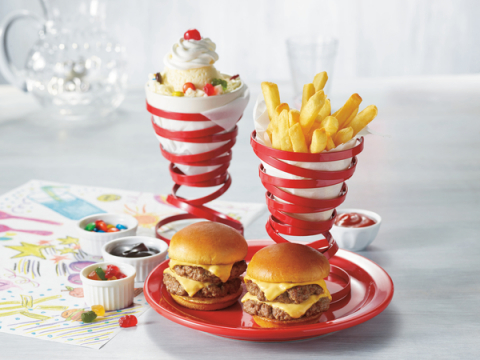 Friendly's ushers in the new year with exciting updates to its kids program. (Photo: Business Wire)
