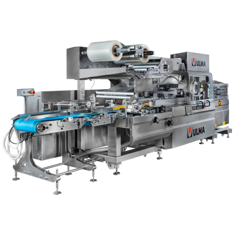 Harpak-ULMA introduces the ULMA FS-400 Flow wrapper, conceived specifically for the fresh poultry and meat packaging market segment. The FS-400 produces cost-effective packaging for raw food products that often vary in both size and shape. It represents a new alternative to formerly patented packaging technologies designed to produce leak-proof trayed products, optimized for attractive retail presentation. Prior to recent patent expirations, producers faced limited supplier options. (Photo: Business Wire)