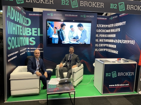 B2Broker Secures its Position as a PoP Liquidity Provider with Devexperts dxTrade (Photo: Business Wire)