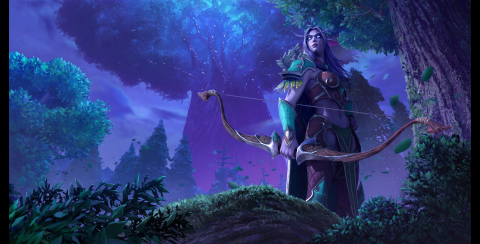 In Warcraft III: Reforged, players will witness firsthand key moments in Azeroth's history, from the Burning Legion's invasion to the ascension of the Lich King, and learn the origins of iconic Warcraft characters. (Graphic: Business Wire)