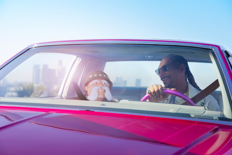 The General teams up with Snoop Dogg in new ad (Photo: Business Wire)