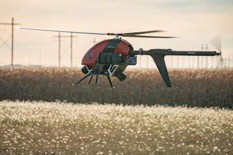 Xcel partners with eSmart Systems to analyze imagery data of transmission assets collected by Xcel's Unmanned Aircraft Systems (Photo: Business Wire)