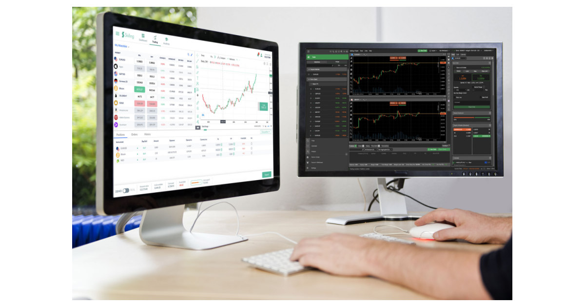 Best forex robot Skilling Launches Industry's First Seamle... thumbnail