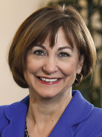 Susan Adzick is the new Executive VP and COO of McLane Foodservice. She will transition to President of McLane Foodservice in July. (Photo: Business Wire)