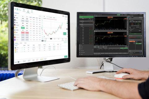 Skilling inaugure la première intégration du secteur, basée sur cTrader de Spotware, un système destiné aux traders professionnels. (Photo: Business Wire)
