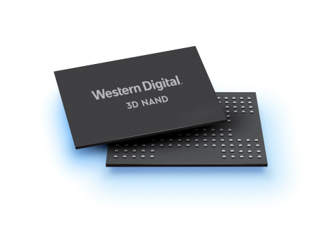 WESTERN DIGITAL EXTENDS STORAGE LEADERSHIP WITH BiCS5 3D NAND TECHNOLOGY (Photo: Business Wire)