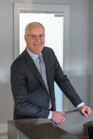 President Tom Modrowski has been named interim CEO of Braidy Industries (Photo: Business Wire)