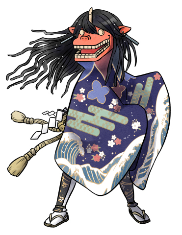 Kojishimai by necoco, a manga artist (Graphic: Business Wire)