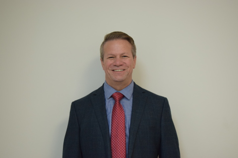 Anue Water Technologies promotes Greg Bock to VP General Manager. Anue is leading provider of Oxygen, Ozone, Enviroprep and carbon-filled Geomembrane covers to eliminate odor, corrosion and FOG (film, oil, grease) from municipal and industrial sites. (Photo: Business Wire)