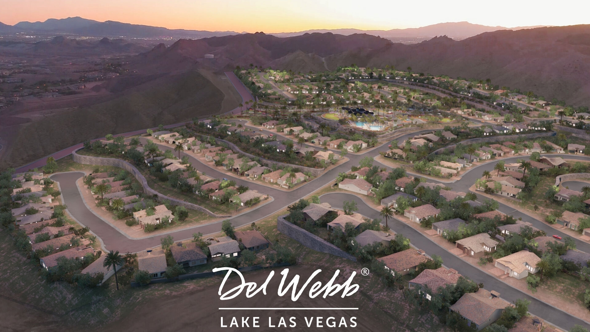 After More than a Decade, Del Webb Returns to Las Vegas with Two ...