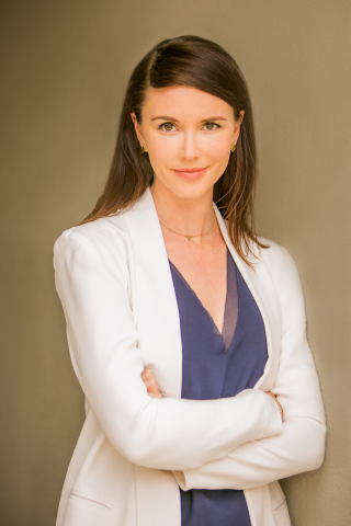 Podium Audio Taps Entertainment Marketing Executive Margaret Laney Silver as Head of Strategic Marketing (Photo: Business Wire)
