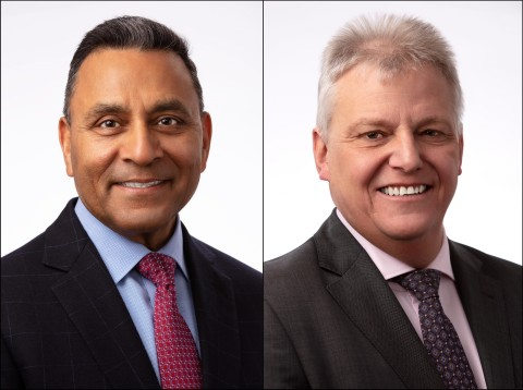 HARMAN Announces Executive Management Changes; Dinesh Paliwal to step down as President and CEO; Michael Mauser to succeed Paliwal effective April 1, 2020 (Photo: Business Wire)