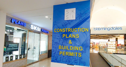 SKSI Plans and Permits headquarters at the Glendale Galleria in Glendale, CA (Photo: Business Wire)