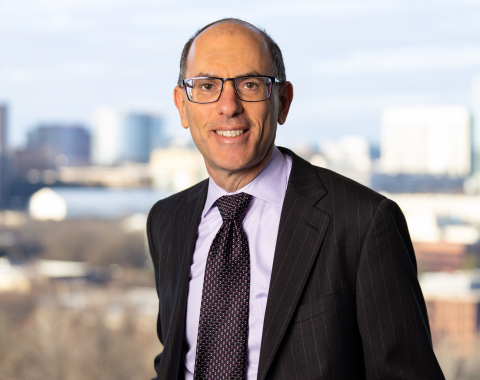 MITRE appoints Eliahu Niewood to the new role of Vice President of Joint and Cross-Cutting Capabilities. (Photo: Business Wire)