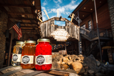 Ole Smoky's four Tennessee distilleries welcomed 4.5 million visitors in 2019, the most visited in the world. (Photo: Business Wire)