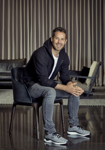 Football legend and broadcaster Jamie Redknapp joins Team Skechers this spring. (Photo: Business Wire)