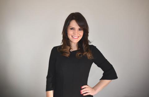 Grabango's Vice President of HR, Saralynn Malott (Photo: Grabango, Taylor Crossland)