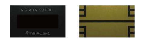 表面・裏面( ※画像は完成予想イメージです。実際とは異なる場合があります ) (画像:ビジネスワイヤ)