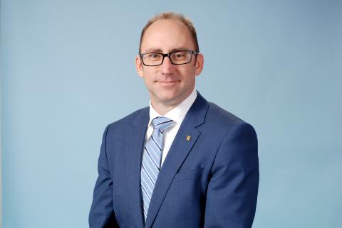 Richard Ashworth, President of Walgreens (Photo: Business Wire)
