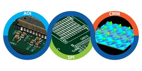 CyberOptics SQ3000 for AOI, SPI and CMM. (Photo: Business Wire)