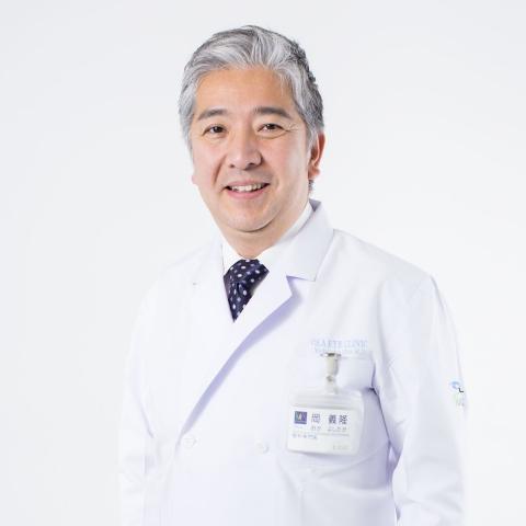 先進会眼科理事長の岡義隆医師(写真:ビジネスワイヤ)