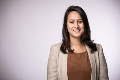 Fatima Husain, Principal, Comcast Ventures' Catalyst Fund (Photo: Business Wire)