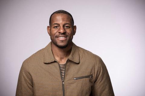 Andre Iguodala, Venture Partner, Comcast Ventures' Catalyst Fund (Photo: Business Wire)