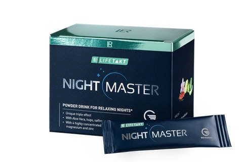 LR Health & Beauty officially launched the innovative sleeping drink LR LIFETAKT Night Master at the beginning of February. (Photo: Business Wire)