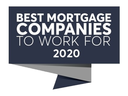 2020 Best Mortgage Companies to Work For presented by National Mortgage News (Graphic: Business Wire)