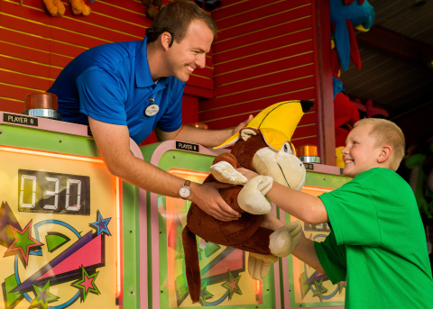 All 26 Six Flags Parks to be Designated as Certified Autism Centers™. (Photo: Business Wire)