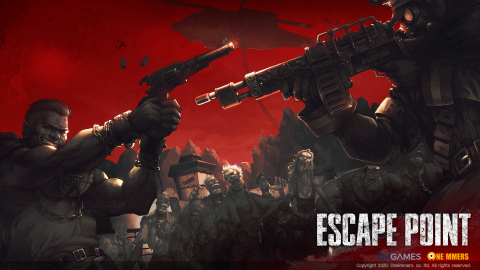 oneIMMERS, an affiliate of YJM Games (KOSDAQ:193250), released new VR game Escape Point on Oculus Store for free. Escape Point is taking place in a prison where the place is overrun by zombies. Players are to escape from the prison while accomplishing sub-missions given to each player. oneIMMERS is a leading VR game developer in Korea that services 10 VR games including Dessert Slice, MyTown: Zombie, and MyTown: Diet Smash. (Graphic: Business Wire)