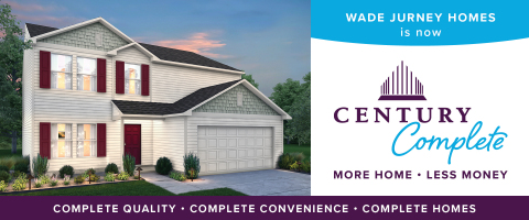 Century Complete, formerly Wade Jurney Homes | A Century Communities company (Graphic: Business Wire)
