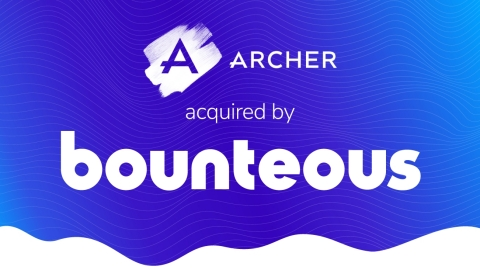 Leading digital experience agency Bounteous has acquired Wilmington-based The Archer Group, deepening service offering & talent. (Graphic: Business Wire)