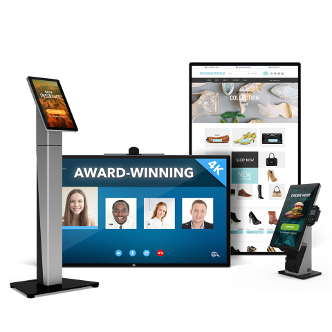 Elo Showcases Unified Architecture for Interactive Solutions at ISE 2020 (Photo: Business Wire)