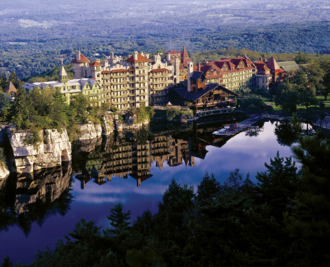 Mohonk Mountain House (1869) New Paltz, New York (Photo: Business Wire)