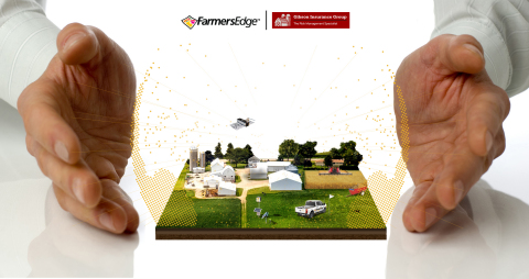 Farmers Edge provides the most comprehensive digital platform available combining machine learning with robust data sets to deliver unparalleled decision-support to growers and trusted stakeholders of the farm. (Photo: Business Wire)